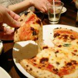 ハミングバードのピザ