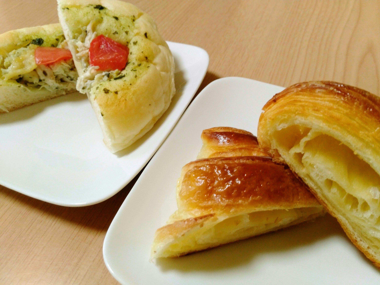 はやさか製パンのパン