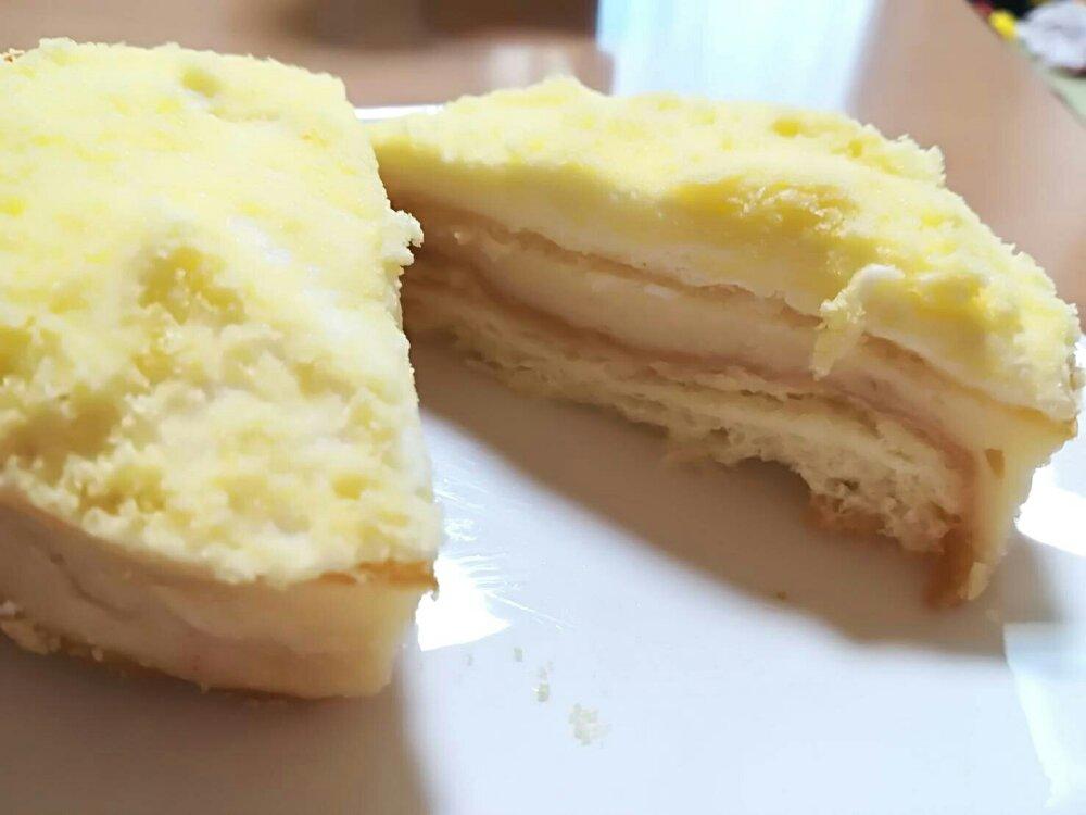 チーズタルド クラム