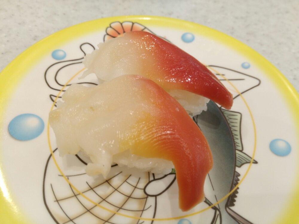 かっぱ寿司 ほっき貝