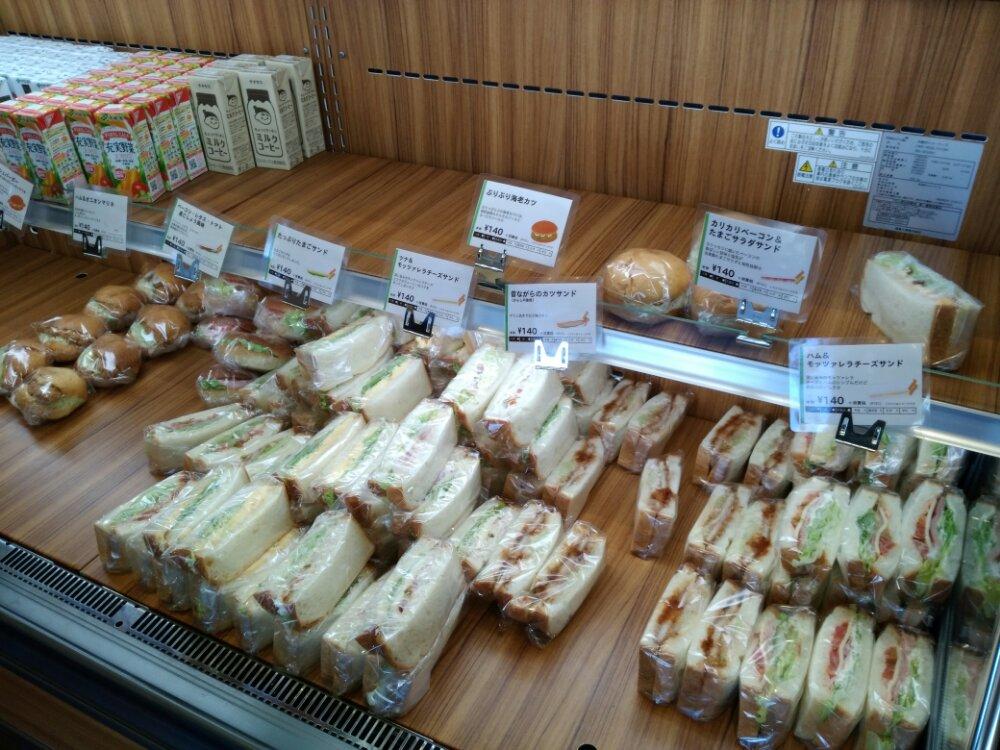 bledor(ブレドール)のサンドイッチ