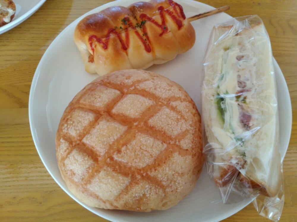 bledor(ブレドール)仙台大和町店のパン
