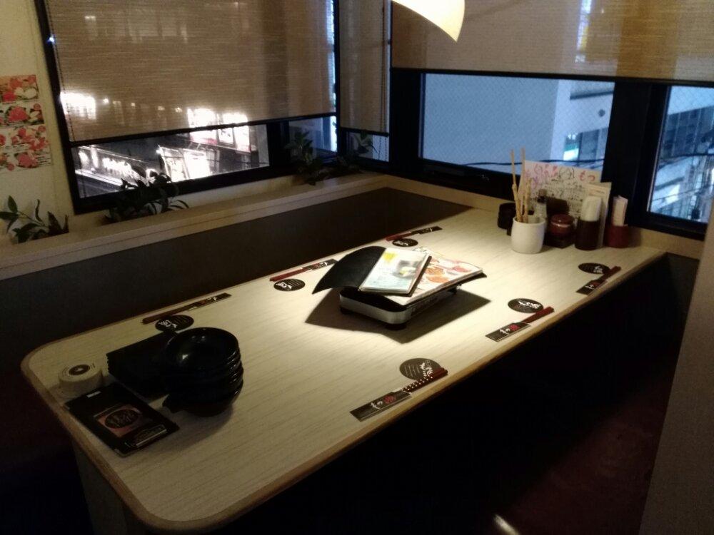 もつ源仙台駅前店の個室