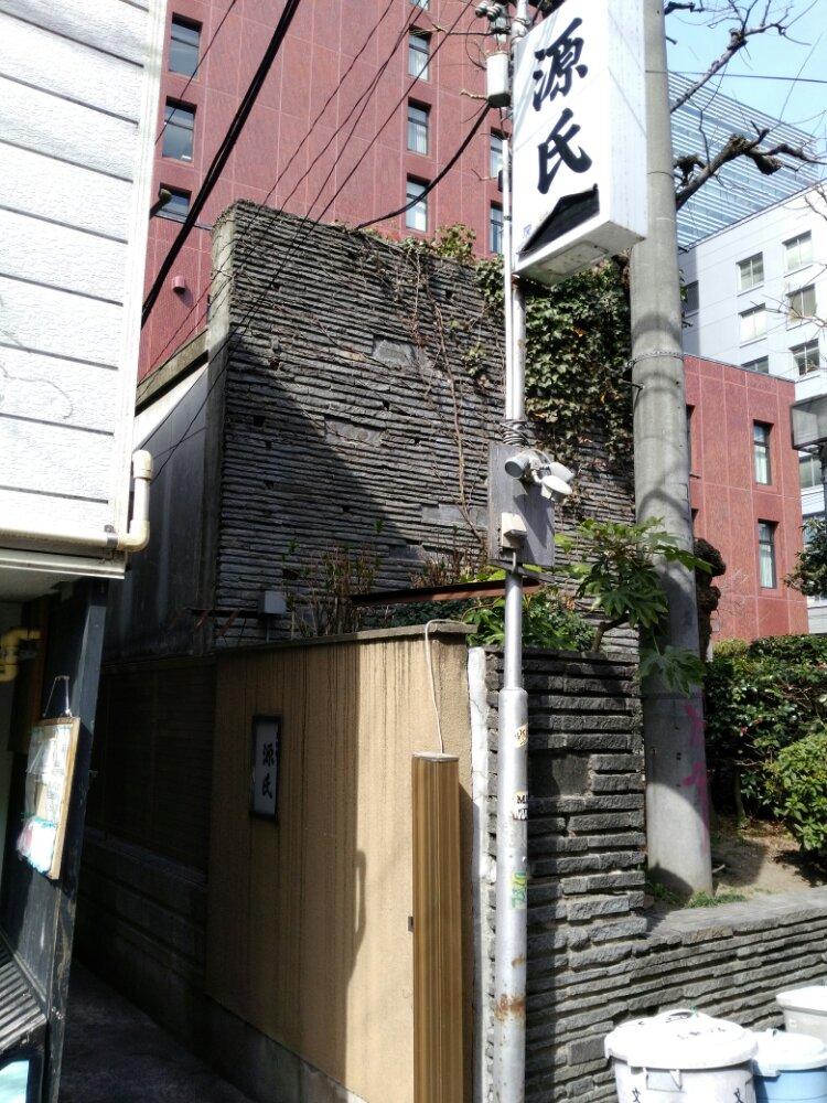 文化横丁の源氏